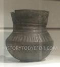 Iron age pot